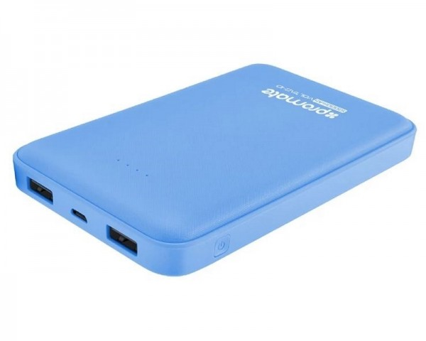 PROMATE VolTag-10 LITHIUM POLYMER Power Bank 10000mA plavi