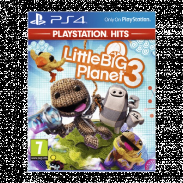PS4 Little Big Planet 3 - Playstation Hits Platforma