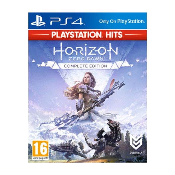 Video igra Horizon Zero Dawn