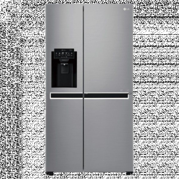 LG Side by side frižider GSJ760PZXV No Frost, A+, 405 l, 196 l