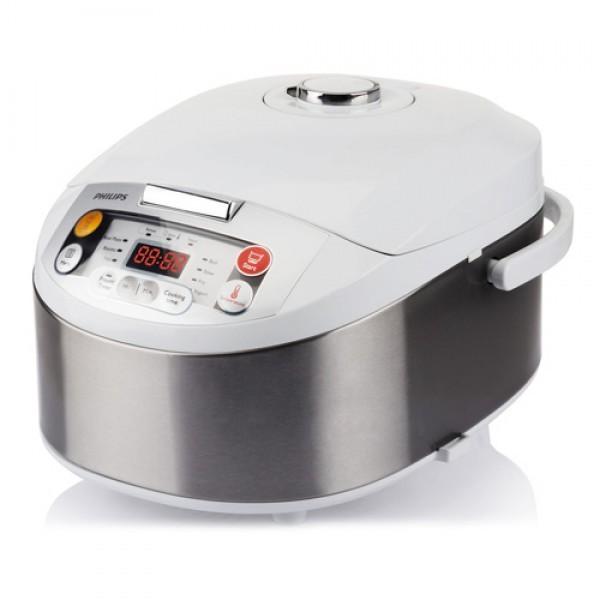 PHILIPS Multicooker HD303770 BelaInox, 980 W