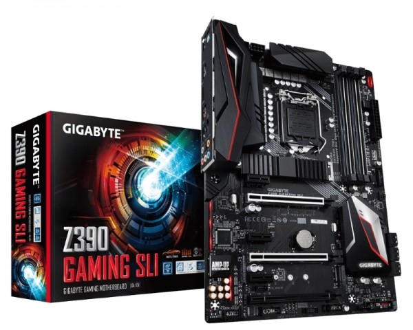 GIGABYTE Z390 GAMING SLI rev. 1.0