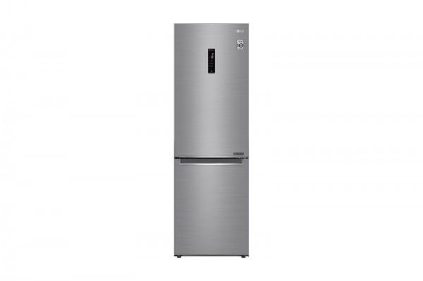 LG kombinovani frižider GBB61PZHZN, Total No Frost, 186cm, 234L, 107L