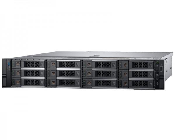 DELL PowerEdge R540 1x Xeon Silver 4210 10C 4x16GB H730P 2x600GB SAS 750W (1+1) 3yr NBD + šine za rack