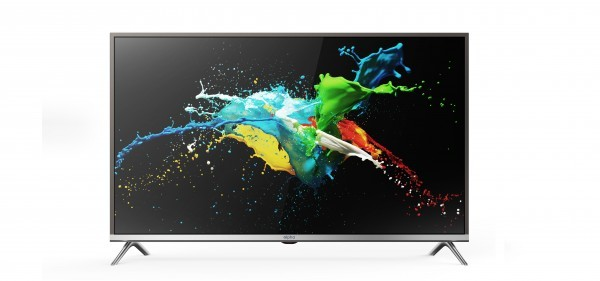 ALPHA TV 32D5TDG (Sivi) LED, 32'' (81.2 cm), 720p HD Ready, DVB-T2C