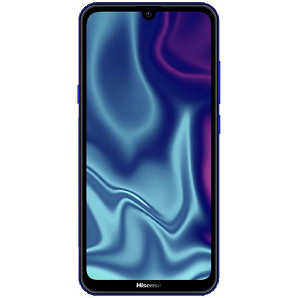 Hisense H30 Lite Violet Ocean(Ljubičasta), 3/32GB, 6.1'', 13Mpix, 5 Mpix, DS