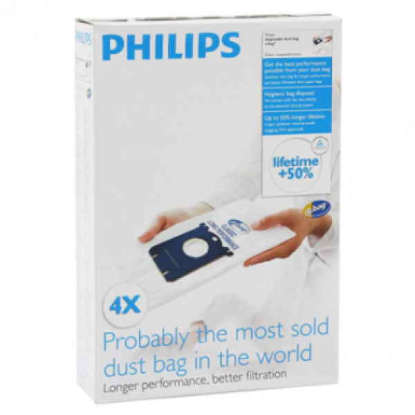 PHILIPS S-bag FC802103 Kesa, Bela