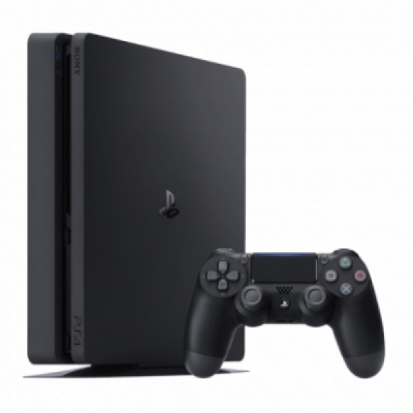 SONY PlayStation 4 Slim - PS4, 500GB, 1 kontroler, Crna