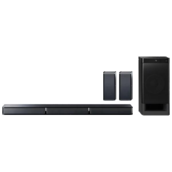SONY Soundbar zvučnici HT-RT3 600W, 5.1, Crna