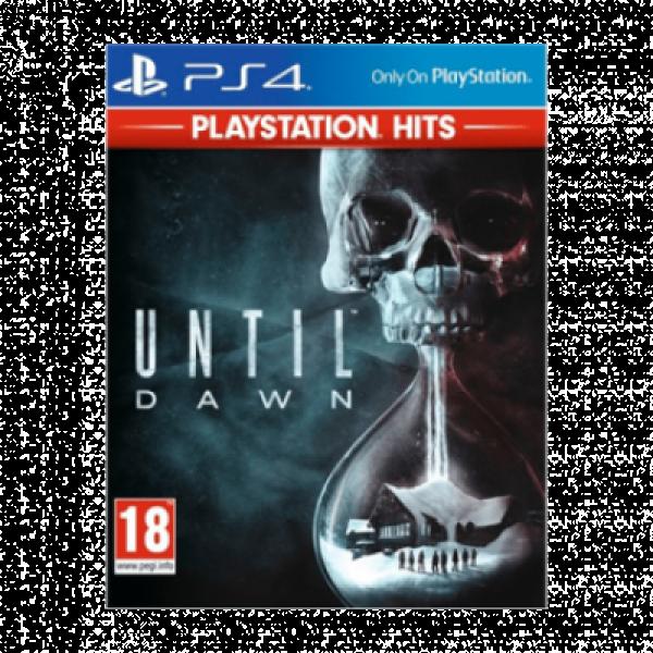PS4 Until Dawn - Playstation Hits Avantura