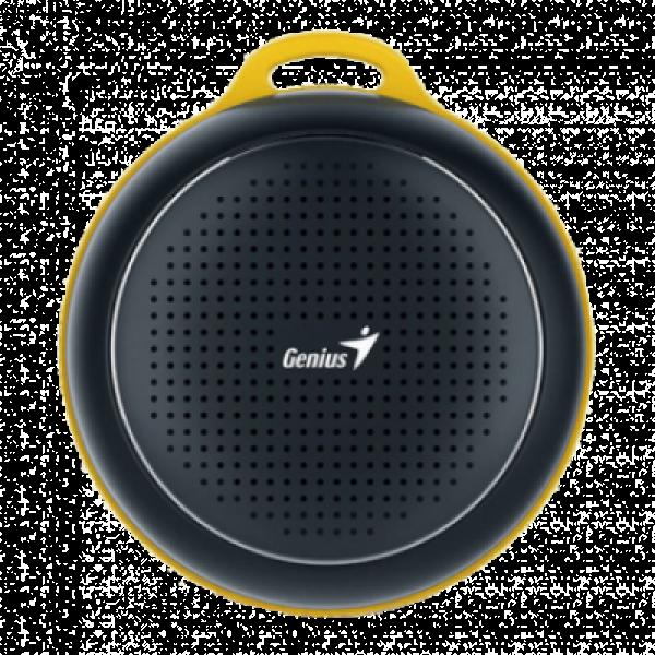 GENIUS bluetooth zvučnik SP-906BT Plus R2 (Crna) Mono, 3W, 40mm, 100Hz - 20KHz