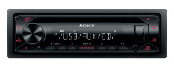 SONY CDXG1300U auto radioUSBMP3 plejer