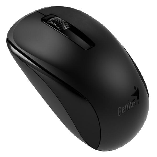 GENIUS bežični miš NX-7005 (Crni) Optički, 1200dpi, 2.4GHz, Simetričan