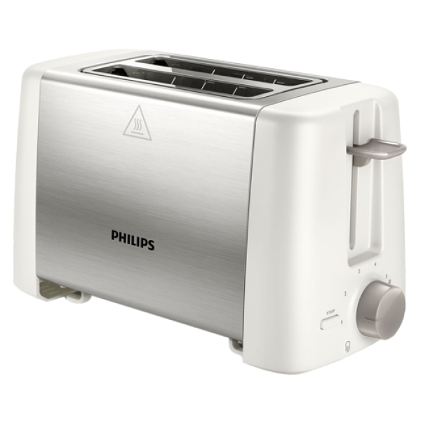 PHILIPS Toster HD482500 BelaInox, 7, 2, 800 W