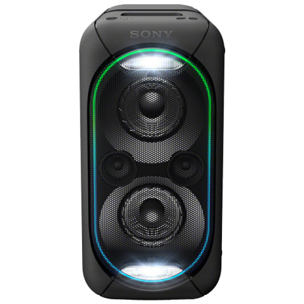 SONY GTK-XB60B Audio sistem, Crna
