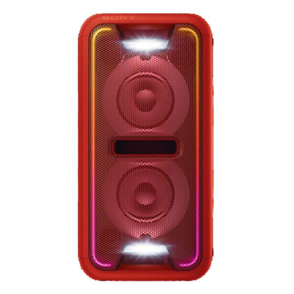 SONY GTK-XB7R Audio sistem, Crvena
