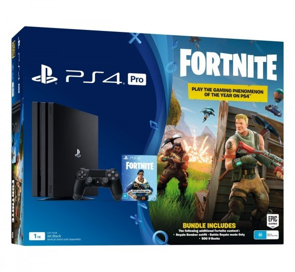 Konzola PS4 1TB PRO Fortnite