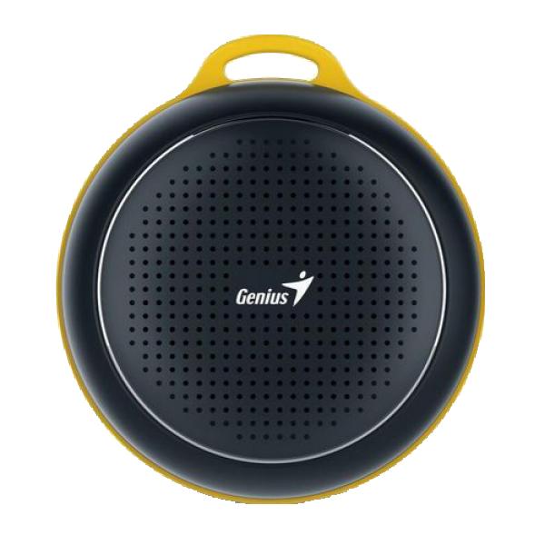 GENIUS bluetooth zvučnik SP-906BT Plava  Mono, 3W, 40mm, 100Hz - 20KHz