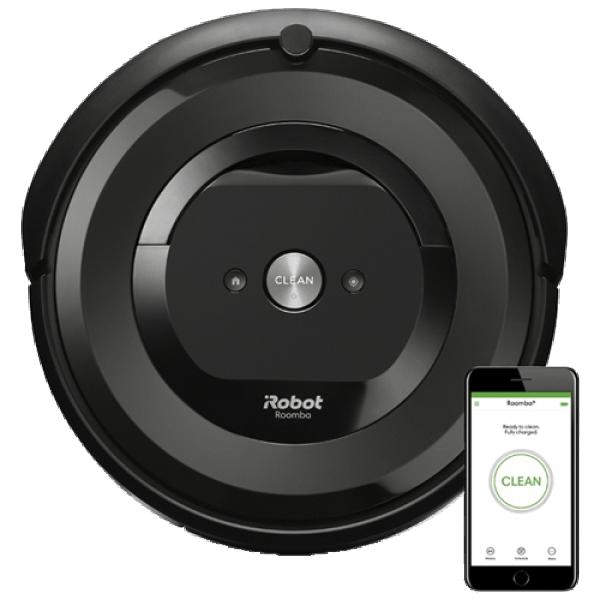 iROBOT Usisivač Roomba e5158 Robot, HEPA filtracija, Posuda za prašinu