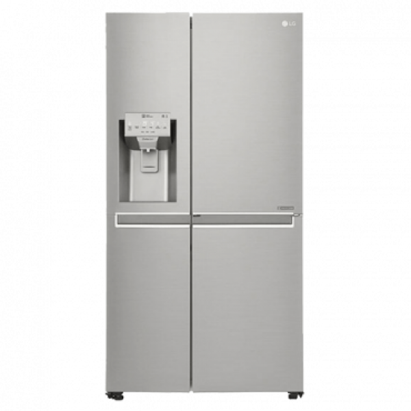 LG Side by side frižider GSJ761PZXV Total No Frost, A+, 405 l, 196 l