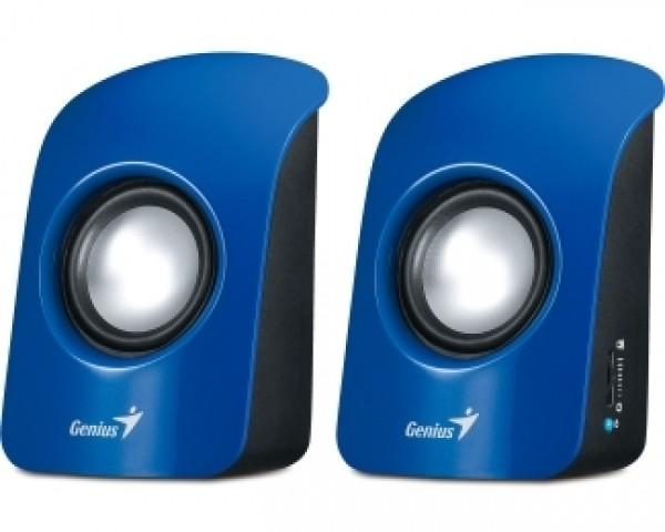 GENIUS SP-U115 2.0 plavi zvučnici