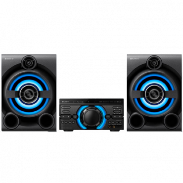 SONY MHC-M60D Audio sistem, FM, Crna