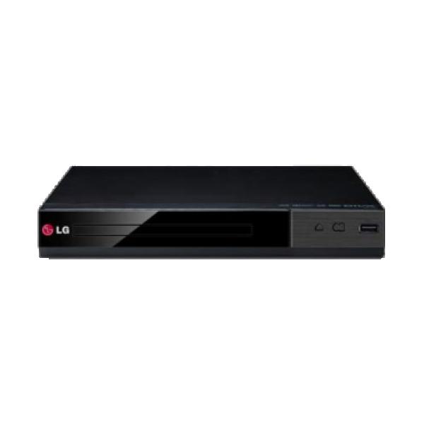 LG DVD Player DP132 sa USB-om (Crna) DVD plejer