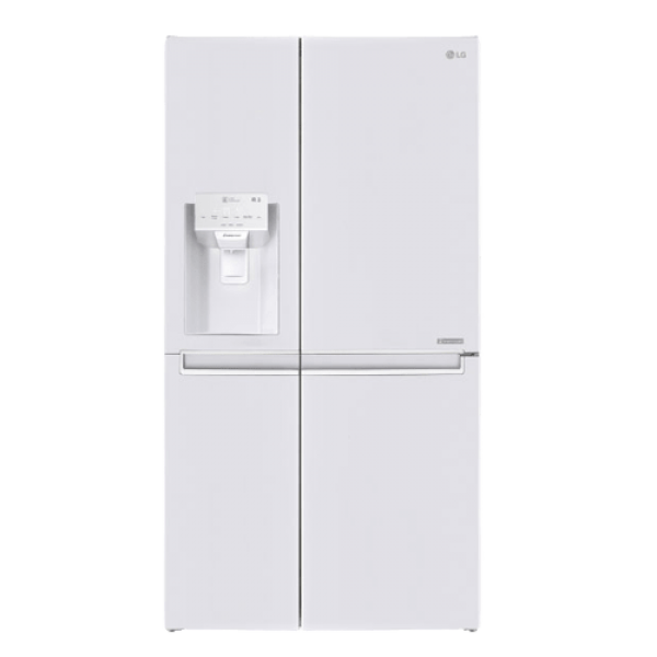 LG Side by side frižider GSL760SWXV Total No Frost, A+, 405 l, 196 l
