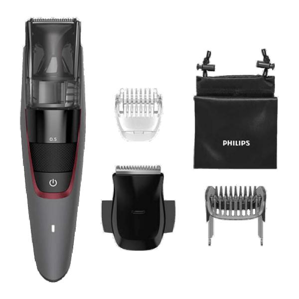 PHILIPS Trimer BT7510-15 Siva, Baterije i kabl