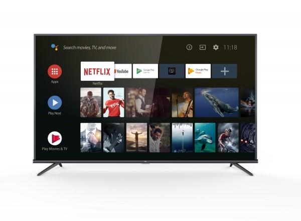 TCL 50EP660 Smart TV 50'', 4K Ultra HD, DVB-TT2CS2