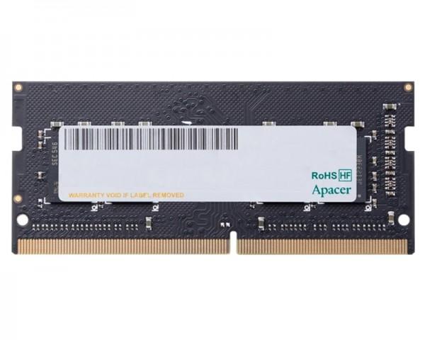APACER SODIMM DDR4 8GB 2666MHz ES.08G2V.GNH