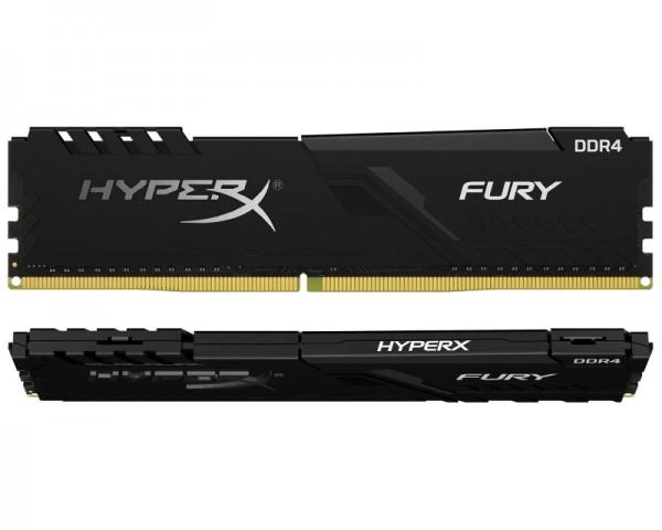 KINGSTON DIMM DDR4 64GB (2x32GB kit) 2666MHz HX426C16FB3K264 HyperX Fury Black