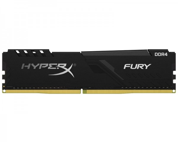 KINGSTON DIMM DDR4 32GB 3200MHz HX432C16FB332 HyperX Fury Black