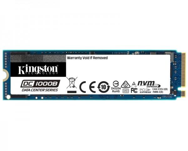 KINGSTON 240GB M.2 NVMe PCIe Gen3x4 SEDC1000BM8240G SSD DC1000B series