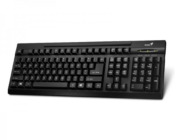 GENIUS KB-125 USB YU crna tastatura