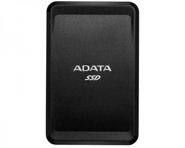 A-DATA 250GB ASC685-250GU32G2-CBK crni eksterni SSD