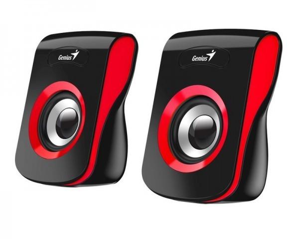 GENIUS SP-Q180 crveni zvučnici