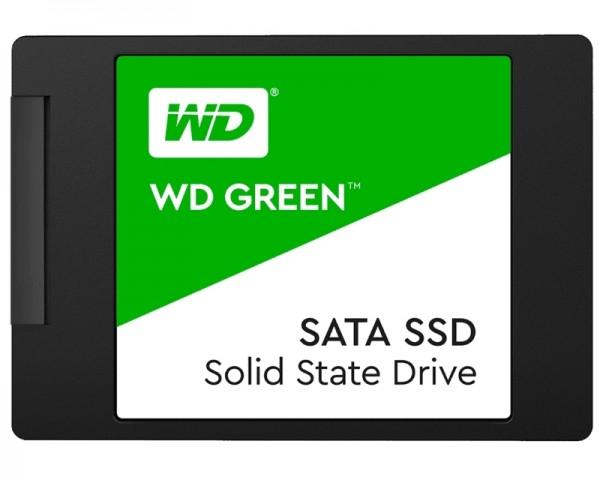 WD 480GB 2.5'' SATA III WDS480G2G0A Green SSD