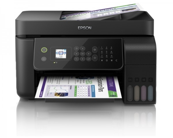 EPSON L5190 EcoTank ITS wireless multifunkcijski inkjet štampač