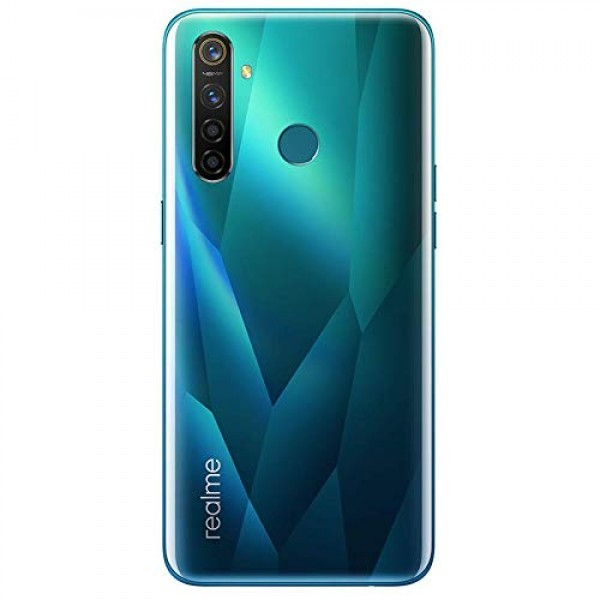 REALME 5 Pro  (Zelena) 8128GB  - 6.3'', 48 Mpix + 8 Mpix + 2 Mpix + 2 Mpix