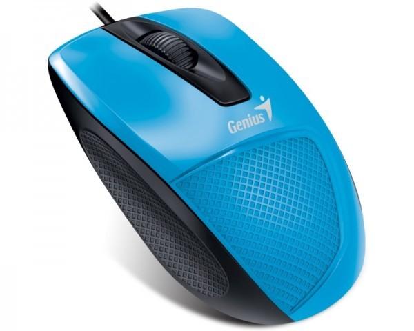 GENIUS DX-150X USB Optički plavi miš