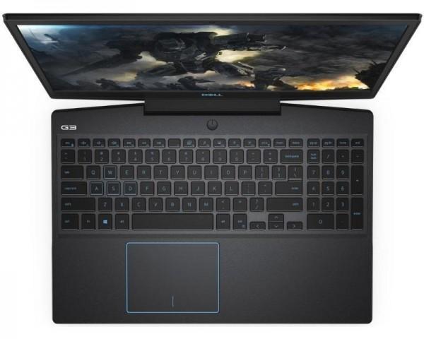DELL G3 3590 15.6'' FHD i5-9300H 8GB 1TB 256GB SSD GeForce GTX 1050 3GB Backlit FP crni 5Y5B