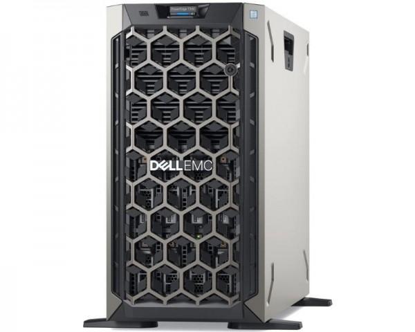 DELL PowerEdge T340 Xeon E-2124 4C 1x16GB 2TB NLSAS H730P 495W (0+0) 3yr NBD