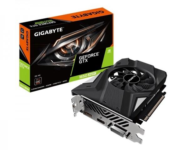GIGABYTE nVidia GeForce GTX 1650 SUPER 4GB 128bit GV-N165SOC-4GD 1.0