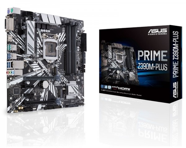 ASUS PRIME Z390M-PLUS GAMING