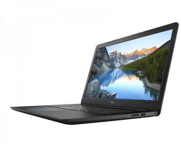 DELL G3 17 (3779) 17.3'' FHD Intel Core i7-8750H 2.2GHz (4.1GHz) 16GB 1TB 128GB SSD GeForce GTX 1050Ti 4GB Backlit crni Windows 10 Home 5Y5B