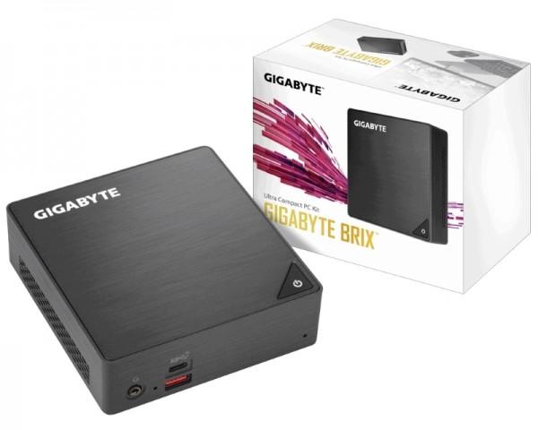 GIGABYTE GB-BRI3-8130 BRIX Mini PC Intel Dual core i3-8130U 2.2GHz (3.4GHz)