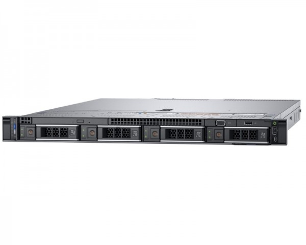 DELL PowerEdge R440 Xeon Silver 4210 10C 16GB H730P 600GB SAS 550W (1+1) 5yr NBD + Sine za Rack