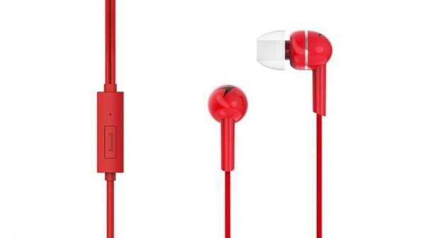 GENIUS HS-M300 crvene slušalice