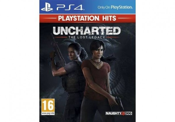 Video igra PS4 Uncharted: The Lost Legacy